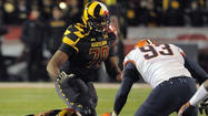 Maryland football losing game in trenches