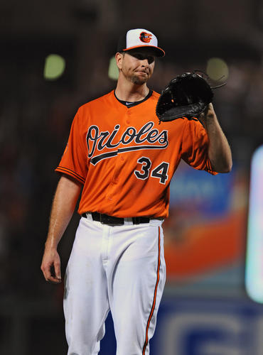 <b>Age:</b> 30 <br><br> <b>2013 statistics:</b> 12-12, 3.86 ERA in 30 total starts; 5-6, 4.27 ERA in 15 starts for the Orioles <br><br> <b>Skinny:</b> The Orioles dealt right-handed pitchers Jake Arrieta and Pedro Strop to the Chicago Cubs on July 2 for Feldman and catcher Steve Clevenger. That's an abundance of pitching talent to give away for a three-month rental, but the Orioles were hoping Feldman would join the club, fit in quickly and decide he wanted to stay in Baltimore. That still could happen, though Feldman may be in line for a lot of money in a thin pitching market. If a contender offers him three guaranteed years -- something the Orioles probably won't do -- he'll likely pitch elsewhere. <br><br> <b>Connolly's take:</b> He's the guy in this group the Orioles most want to retain. And he genuinely enjoyed Baltimore. But it'll come down to whether another club blows away the Orioles' offer, and there's a real potential that could happen.