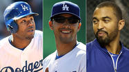 Could Dodgers deal Matt Kemp, Andre Ethier or Carl Crawford?