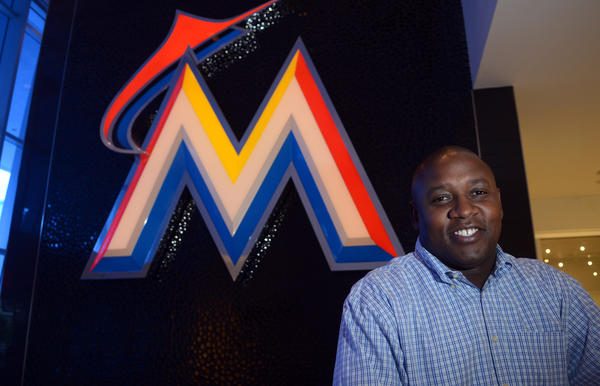 Long-time Miami Marlins general manager Michael Hill has ascended to President of Baseball Operations.