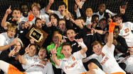 McDonogh boys soccer completes unbeaten season, beats St. Paul's for MIAA title