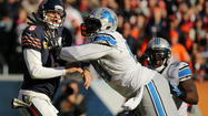 Bears unable to control line in loss to Lions