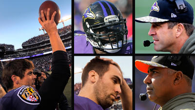 Five Things We Learned from the Ravens' 20-17 win over the Cinc…
