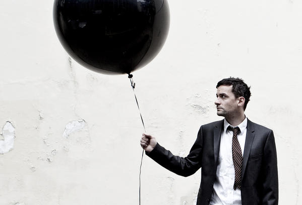 The artist Bonobo is up for two dance music awards at the Grammys. (Grand Central Miami/Courtesy)