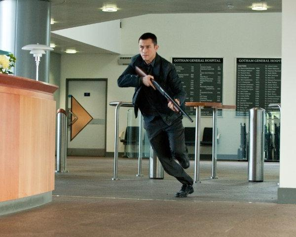 "Joseph Gordon-Levitt in ""The Dark Knight Rises,"" which was rated PG-13."