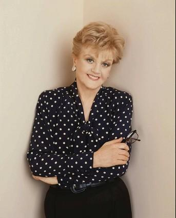 Angela Lansbury starred in 'Murder, She Wrote' for over a decade.
