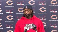 Video: Bears' Tillman talks about injury