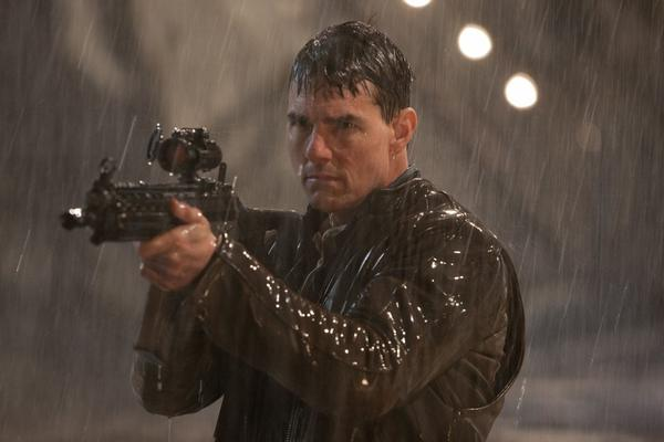 "Tom Cruise starred in the 2012 movie ""Jack Reacher,"" which was rated PG-13. Gun violence in PG-13 movies has skyrocketed since the rating was introduced in the mid-1980s, according to a new study."