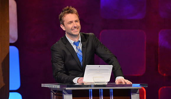"Chris Hardwick hosts ""@midnight."""