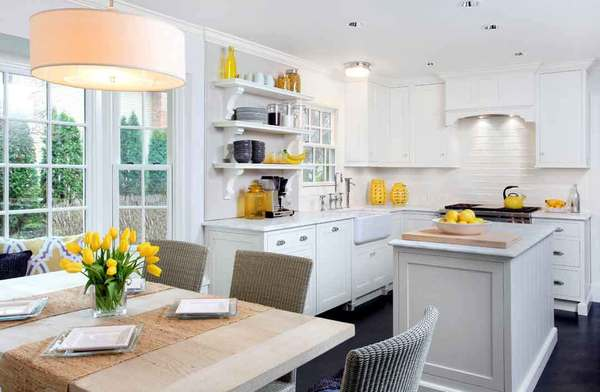 Naperville Kitchen Remodel Wins National Design Award With Open Shelving Amp