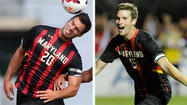Friendly forwards have made Maryland the favorite in ACC men's soccer tournament