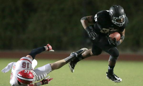 Terrell Watson has overcome numerous tribulations and setbacks during his journey to becoming a record-setting running back for Azusa Pacific University.