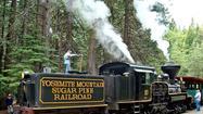 A weekend in Yosemite-adjacent Oakhurst, Calif.