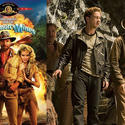 'King Solomon's Mines' (1985) | 'Indiana Jones and the Kingdom of the Crystal Skull' (2008)