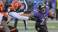 Replacing Ray Rice isn't the answer to the Ravens' offensive woes