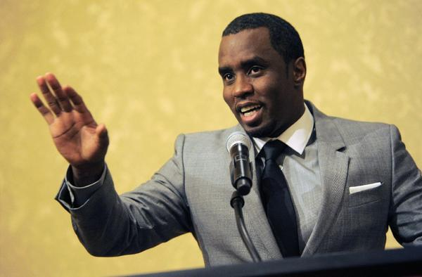 Sean Combs has a new cable network.