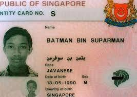 Batman Bin Suparman, a 23-year-old Singapore resident, was jailed Monday on several charges, including theft.