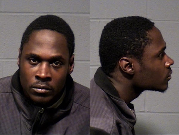 Michael Starks, 20, was charged with first-degree robbery and third-degree assault.