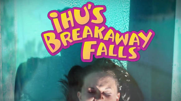 Aquatica, SeaWorld's Water Park, will be getting a drop slide called Ihu's Breakaway Falls that features multiple riders in 2014. The park touts it as the tallest, steepest and only multi-slide ride of its type in Orlando.