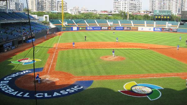 Rod Carew National Stadium in Panama City will host two spring exhibition games between the Marlins and Yankees March 15-16, 2014.
