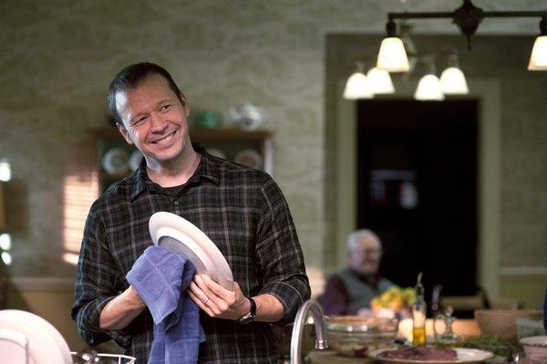 "Donnie Wahlberg on ""Blue Bloods."""