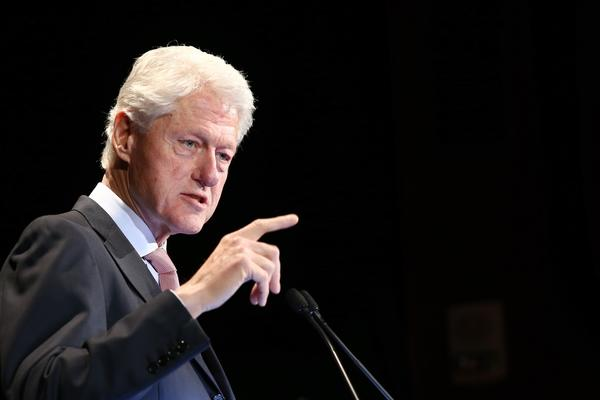 Former President Bill Clinton's support for the Affordable Care Act has been overshadowed by his comments about canceled plans.