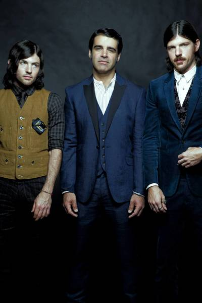 The Avett Brothers will perform Nov. 16 at CFE Arena at the University of Central Florida in Orlando.