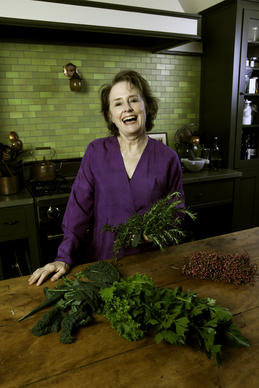 All hail Alice Waters. It was her philosophy that helped drive the farm-to-table movement.