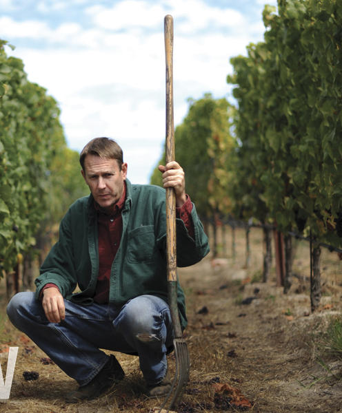 """Jon Bonne, the San Francisco Chronicle's wine writer, offers up """"The New California Wine: A guide to the producers and wines behind a revolution in taste."""""""