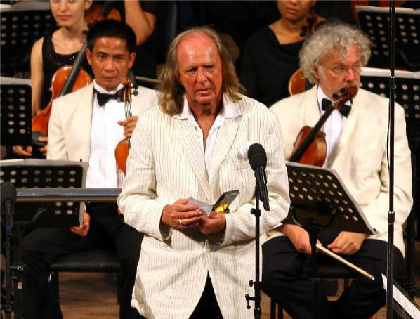 Composer John Tavener has died at age 69.