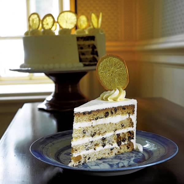 Martha Washington Great Cake Recipe