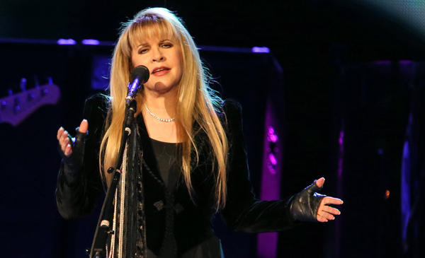 "Stevie Nicks performs in April with Fleetwood Mac at the United Center. She'll appear on ""American Horror Story: Coven."""