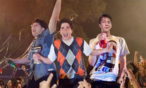 "A scene from the 2012 movie ""Project X,"" which was cited as helping create conditions for the violence that struck a party in Houston."