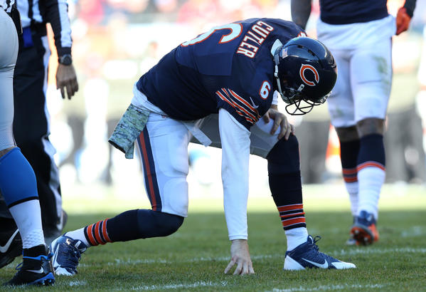 Yes, Jay Cutler is tough. But he also gets injured a lot.