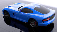 2013 Dodge SRT Viper: Striking deep