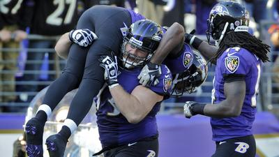 Looking back at the Ravens' 20-17 overtime win against the Beng…