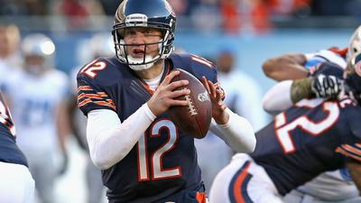 Looking back at the Chicago Bears' loss to the Detroit Lions