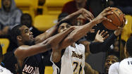Benimon-led Towson basketball dominates Morgan State, 95-75