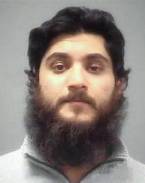Basit Javed Sheikh, 29, of Cary, N.C., is charged in a federal criminal indictment with attempting to provide material support to a foreign terrorist organization.
