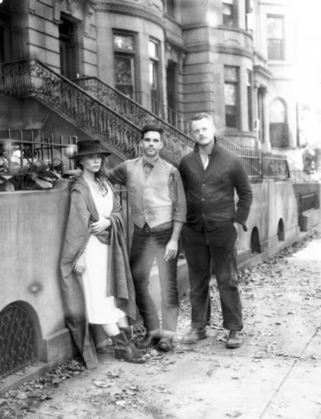 The Americana trio The Lone Bellow.