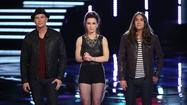'The Voice' recap, After a stressful night, the Top 10 are set