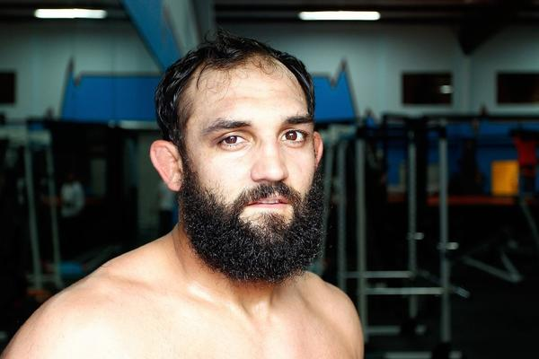 Johny Hendricks is a four-time NCAA Division I All American and two-time national champion.