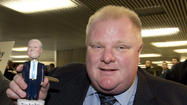 Crack-smoking Toronto Mayor Rob Ford makes U.S. pols look good