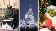 Pictures: Holidays at the theme parks