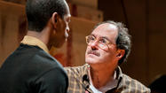 Seeing 'Red': Absorbing play about Mark Rothko