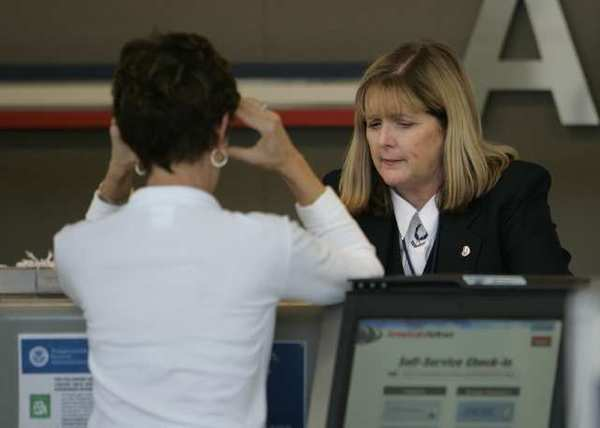 Complaints against airlines are down in the first nine months of 2013, federal statistics show.