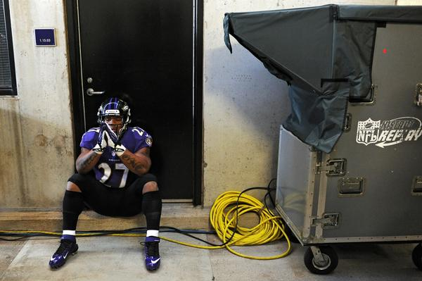 Ray Rice is not having a great year. But he might be useful again before the season's over.