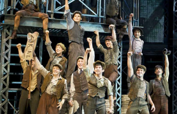 Newsies National Tour Philadelphia