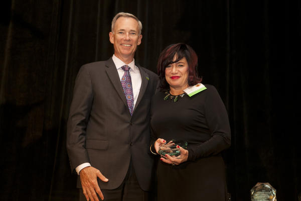 Presence Saint Francis Hospital Employee Named a 2013 Lifesaving Partner by Gift of Hope