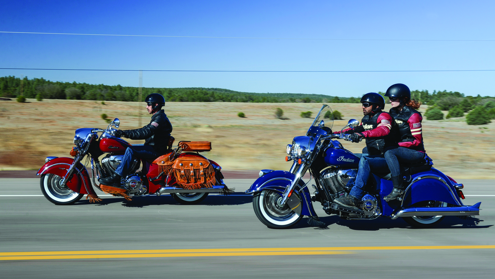 Indian Motorcycle roars back into business